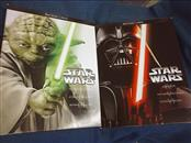 STAR WARS TRILOGY 1-6 BLURAY & DVD